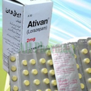 Buy Ativan online without prescription